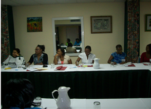 Image #5 - Young Women's Workshop in Dominica (Vern and Stephanie in Dominica)